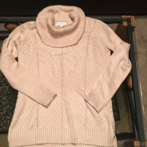 NWOT lovely stitched sweater